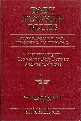 Image for Baby Boomer Blues (Contemporary Christian Counseling) First Edition