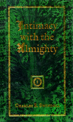 Image for Intimacy With The Almighty