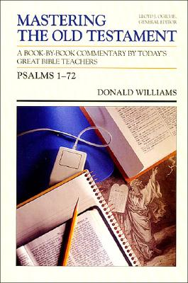 Image for Psalms 1-72 (Mastering the Old Testament, Vol 13)