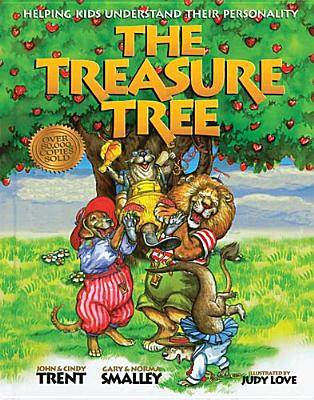 Image for The Treasure Tree: Helping Kids Understand Their Personality