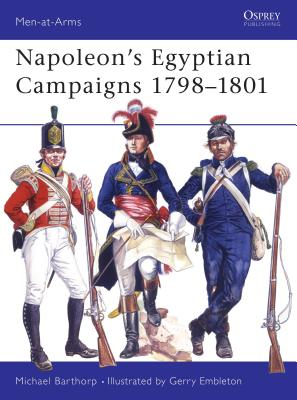 Image for Napoleon's Egyptian Campaigns 1798-1801