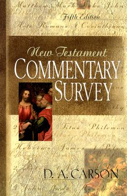 Image for New Testament Commentary Survey