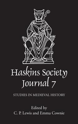 Image for The Haskins Society Journal 7: 1995. Studies in Medieval History (v. 7)