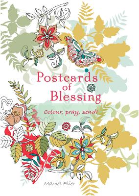 Image for Postcards of Blessing: Colour, Pray, Send!