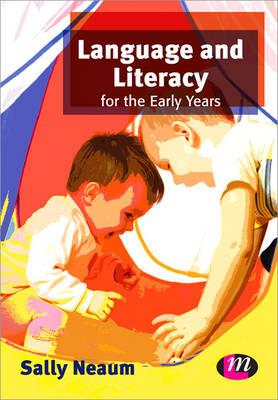 Image for Language and Literacy for the Early Years: Early Childhood Studies Series