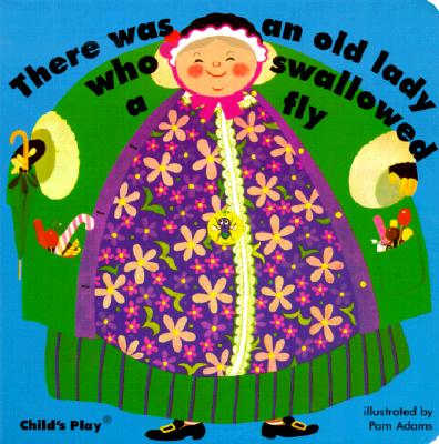 Image for There Was an Old Lady Who Swallowed a Fly (Classic Books with Holes)