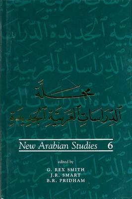 Image for New Arabian Studies 6