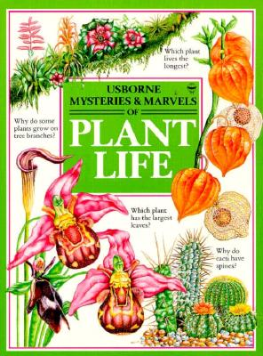 Image for Mysteries and Marvels of Plant Life (Usborne Mysteries & Marvels)