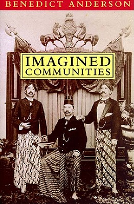 Image for Imagined Communities: Reflections on the Origin and Spread of Nationalism