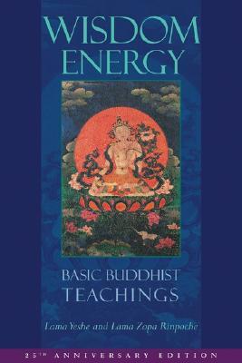 Image for Wisdom Energy: Basic Buddhist Teachings