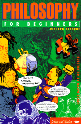 Image for Philosophy for Beginners (Writers and Readers Documentary Comic Book)