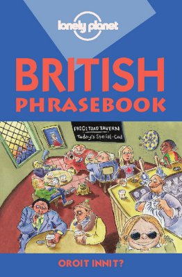 Image for Lonely Planet British Phrasebook (Lonely Planet Phrasebook: India)