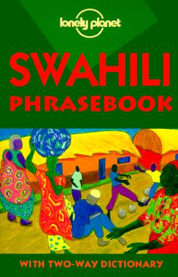 Image for Swahili Phrasebook