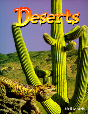 Image for Deserts (The Wonders of Our World)