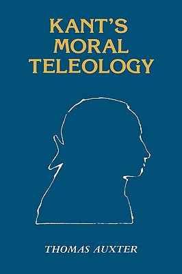Image for Kant's Moral Teleology (New)