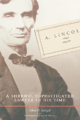 Image for A. LINCOLN, ESQUIRE