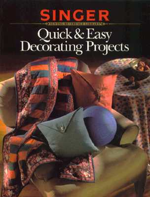 Image for Quick & Easy Decorating Projects