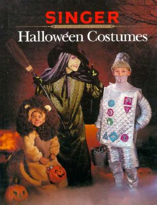 Image for Halloween Costumes (Singer Sewing Reference Library)