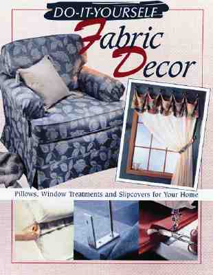 Image for Do-It-Yourself Fabric Decor