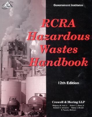 Image for RCRA Hazardous Wastes Handbook
