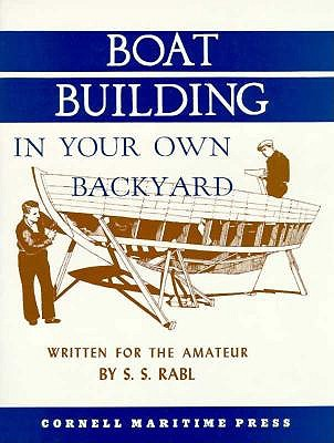Image for Boatbuilding in Your Own Back Yard
