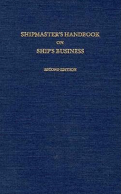 Image for Shipmaster's Handbook on Ship's Business