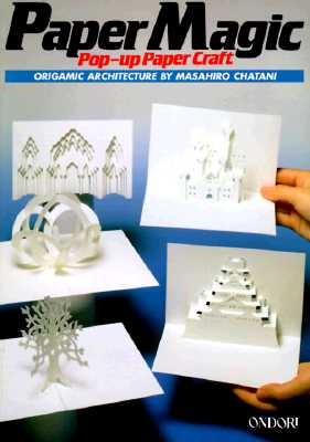Image for Paper Magic: Pop-Up Paper Craft