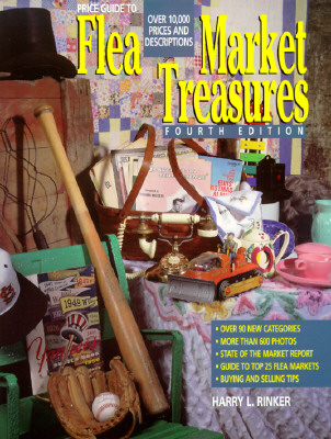 Image for Price Guide to Flea Market Treasures:  Over 10,000 Prices and Descriptions