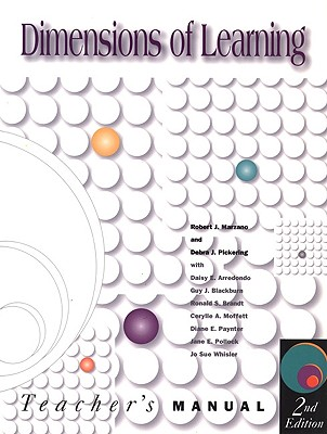 Image for Dimensions of Learning Teacher's Manual, 2nd edition