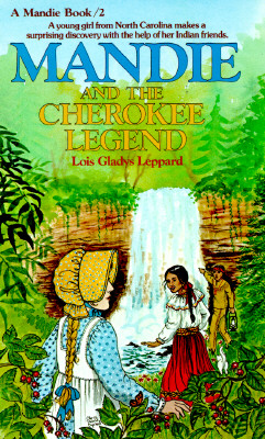 Image for Mandie and the Cherokee Legend (Mandie Books)