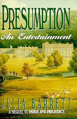 Image for Presumption: An Entertainment