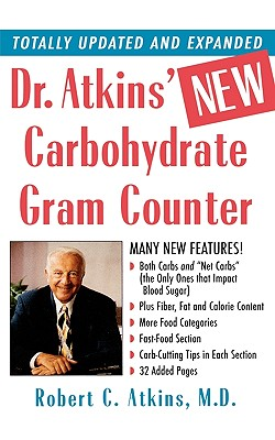 Image for Dr. Atkins' New Carbohydrate Gram Counter