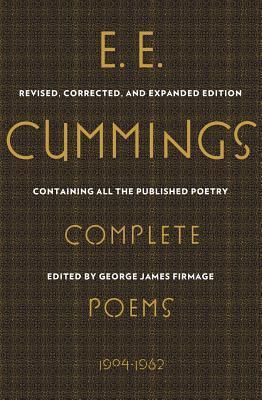 Image for E. E. CUMMINGS COMPLETE POEMS 1904-1962