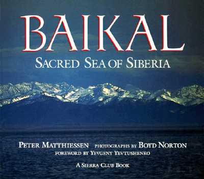 Image for Baikal: Sacred Sea of Siberia
