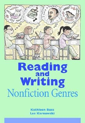 Image for Reading and Writing: Nonfiction Genres