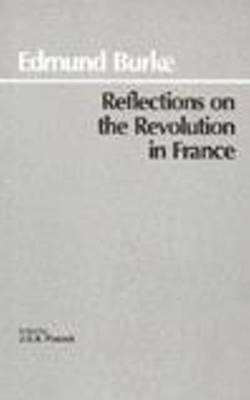 Image for Reflections on the Revolution in France