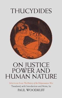 Image for On Justice Power and Human Nature