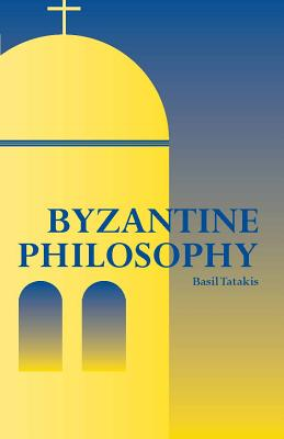 Image for Byzantine Philosophy