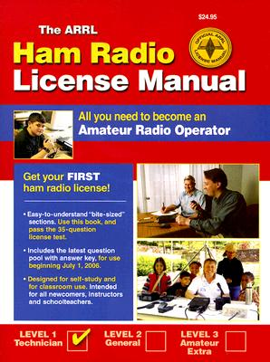 Image for ARRL Ham Radio License Manual: All You Need to Become an Amateur Radio Operator