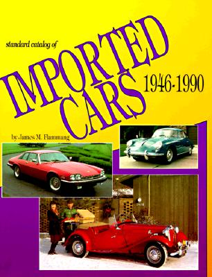 Image for STANDARD CATALOG OF IMPORTED CARS 1946-1