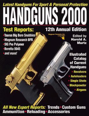 Image for HANDGUNS 2000