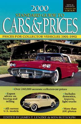 Image for 2000 STANDARD GUIDE TO CARS & PRICES