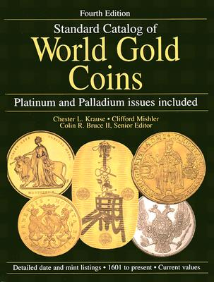Image for Standard Catalog of World Gold Coins