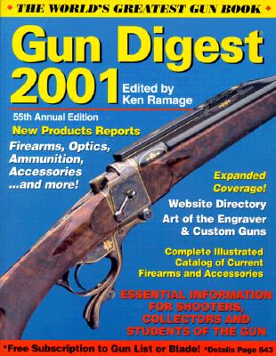 Image for GUN DIGEST 2001