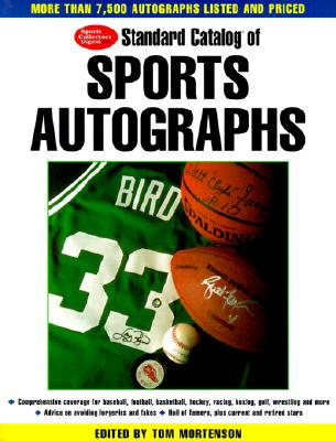Image for STANDARD CATALOG OF SPORTS AUTOGRAPHS 20
