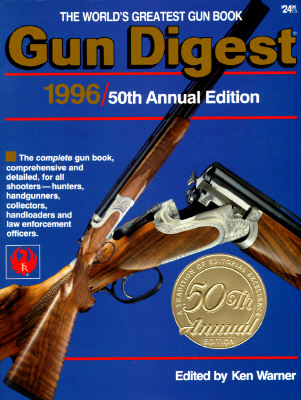 Image for Gun Digest 1996