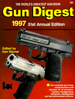 Image for Gun Digest 1997 (51st ed)