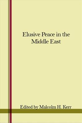 Image for Elusive Peace in the Middle East