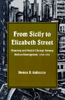 From Sicily to Elizabeth Street: Housing and Social Change among Italian Immigrants, 1880-1930 (Suny Series in American Social History), Gabaccia, Donna R.