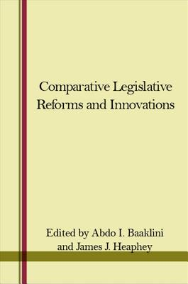 Image for Comparative Legislative Reforms and Innovations